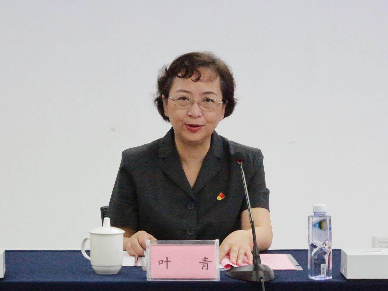 后,前海法院党组成员,副院长,机关党委书记叶青同志,前海检察院党组