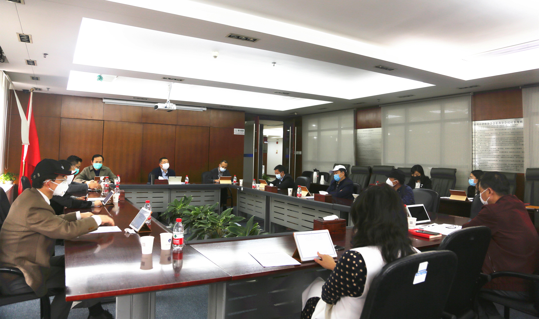 下载葡京娱乐场官网召开十届会长办公会第三十三次会议